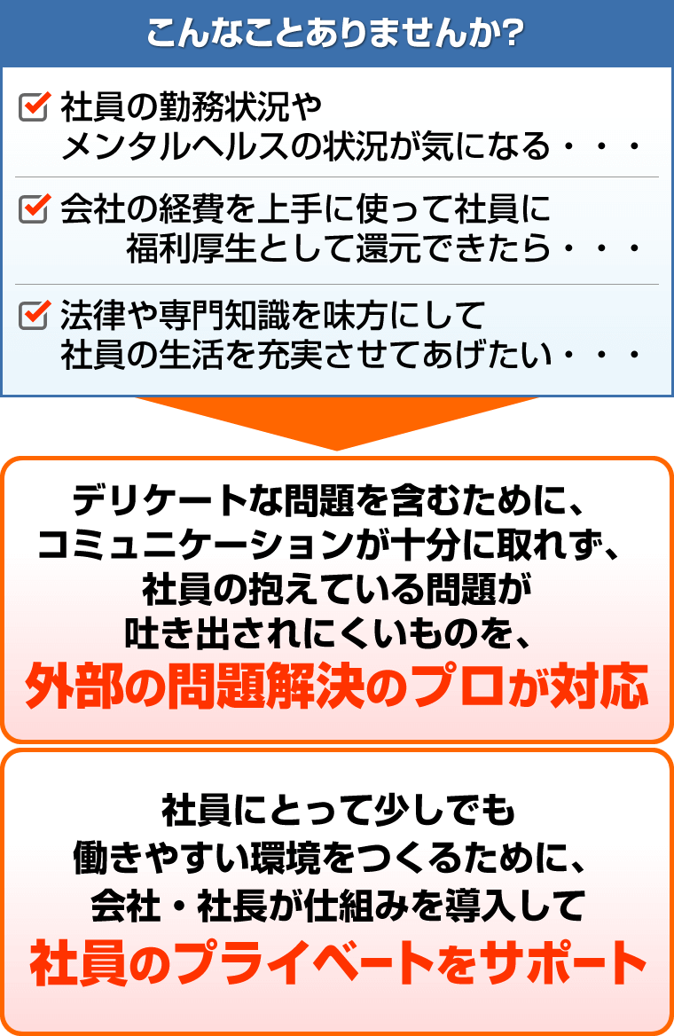 EAPのメリット
